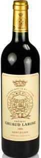 Chateau Gruaud Larose Saint-Julien 2006 750ml